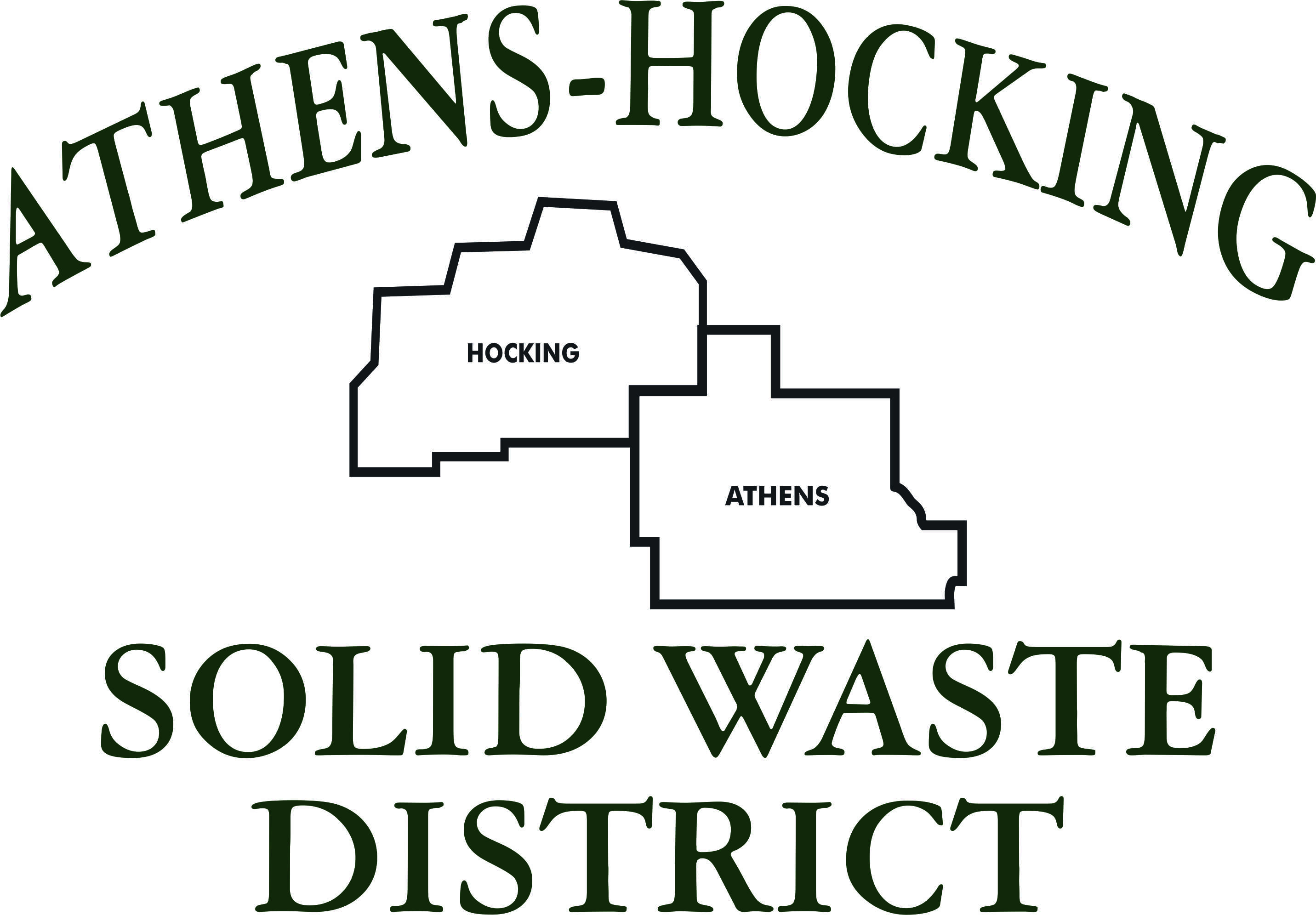 Athens Hocking Solid Waste District Logo